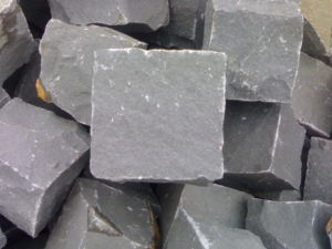 Hot Sell Zhangpu Black Cobble Stone Basalt pictures & photos