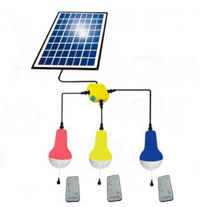 Portable Solar Light for Home/Camping Lighting and Charging Mobile Phones pictures & photos