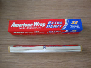 household Aluminum Foil Roll in Different Packaging pictures & photos