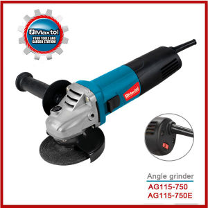 750W Industry Angle Grinder with Variable Speed&Side Switch (MOD. AG100-750E)