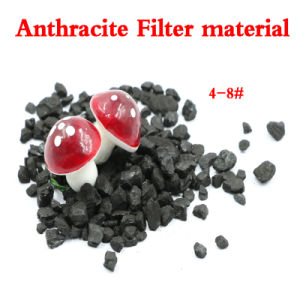 1-6mm Low S 0.3%Max Calcined Anthracite Coal/Carbon Additive pictures & photos