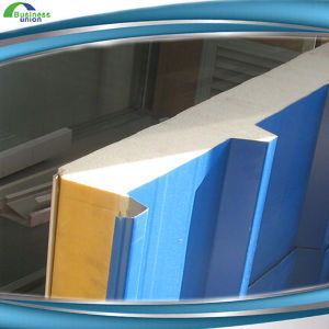 EPS/PU Foam Sandwich Panel for Roofing Building Material pictures & photos