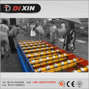 Dixin Wall Roof Panel Bending Machine pictures & photos
