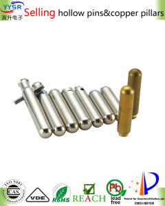 Yysr Brand Hollow Brass Plug Pin pictures & photos