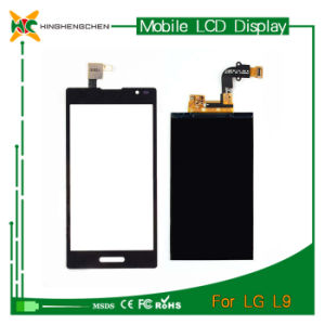 Mobile Phone LCD Display for LG Optimus L9 pictures & photos