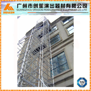 Aluminum Mobile Scaffolding, Scaffolding Tower for Sale pictures & photos