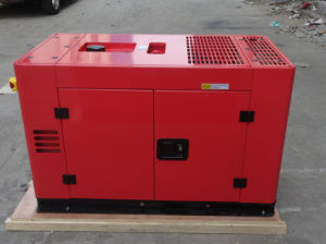 10kVA Silent Diesel Genset with Famous Changchai EV80 Engine