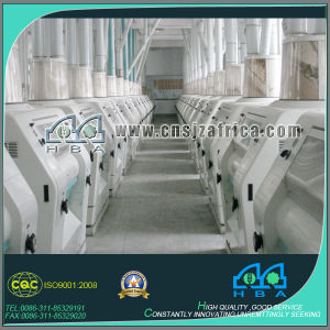 High Quality and European Standard Maize Flour Milling Machine pictures & photos