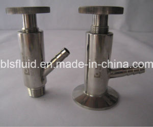 Hot Sale Stainless Steel Sampling Valve pictures & photos