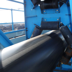 Cement Pipe Conveyor Belting Manufacturer/Supplier pictures & photos