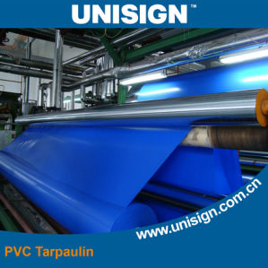 Coated PVC Tarpaulin for Tent/Truck Cover pictures & photos