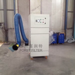 Forst Pleated Bag Filter Dust Collector Machine pictures & photos