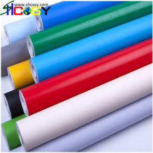 Colorful Self Adhesive Cutting Vinyl with High Quality for Decoratin pictures & photos