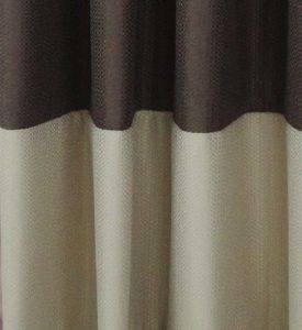 The Double-Layer Double Color Faux Silk Grommet Panel (HR14WT104) pictures & photos