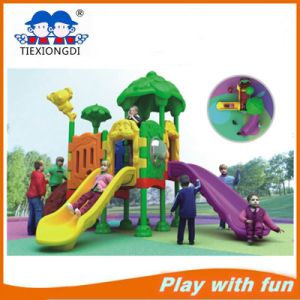GS Approved Outdoor Climbers and Slides Playground Outside Play Game pictures & photos