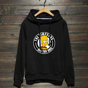Wholesale Fleece Blank Zipper-up Mens Bulk Hoodies pictures & photos