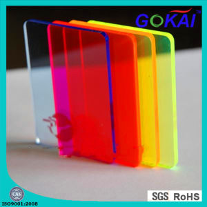 Customized 3mm Thick Acrylic Sheet Manufacturer pictures & photos