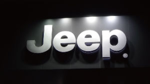 Custom American Car Brands Logo Signage for Car Dealership pictures & photos