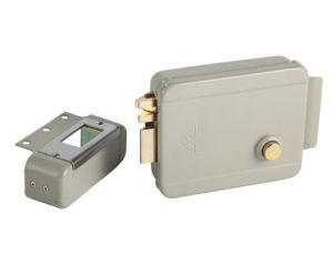 Electric Rim Lock Suitable for All Sorts of Access Controller System and Building Intercom System pictures & photos