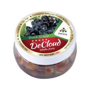 2015dekang Decloud (black grape fruits) for Hookah-Shisha