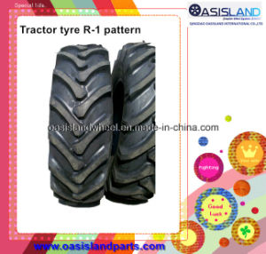 Tractor Tire 18.4-30 with Tube for Farm Used pictures & photos
