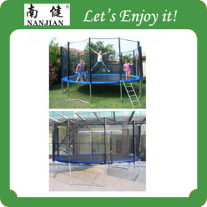 New Kids Outdoor Easy Trampoline Bed for Trampoline Game pictures & photos