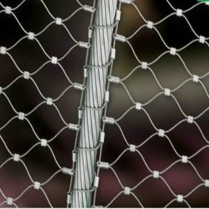 Stainless Steel Cable Mesh/ Ss Rope Cable Wire Net pictures & photos
