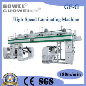 Gf-G High Speed Dry Method Laminating Machine pictures & photos
