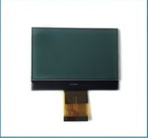 128X64 Cog LCD Module with Stn Yellow-Green/ Blue pictures & photos