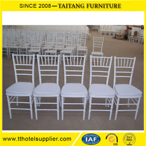 Made in China Popular Iron Banquet Wedding Chiavari Chair pictures & photos