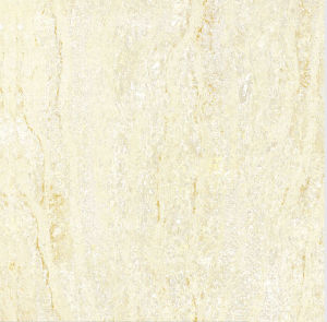 Navona Yellow Color Polished Porcelain Tile pictures & photos