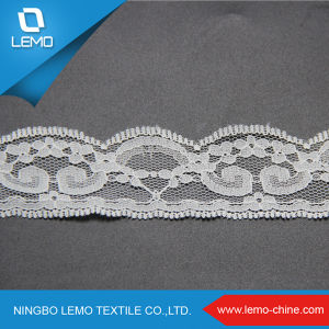 New Tricot Lace for Non-Elastic Lace pictures & photos