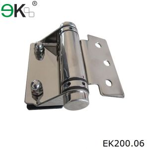 Square Post to Glass Type Glass Door Pivot Hinge pictures & photos