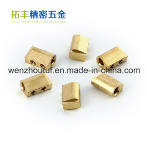 Brass Earthing Parts Strip Connector with SGS pictures & photos