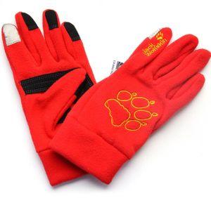 New Design Winter Warm Sample Free Manufacturer Polar Fleece Gloves
