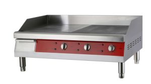 High Output Electric Griddle for EU Market pictures & photos