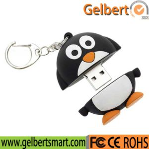 8GB Keychain - Penguin USB Memory Stick Flash Drive pictures & photos