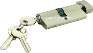 Good Quality Mortise Door Lock Cylinder (C3370-111SN-291SN) pictures & photos