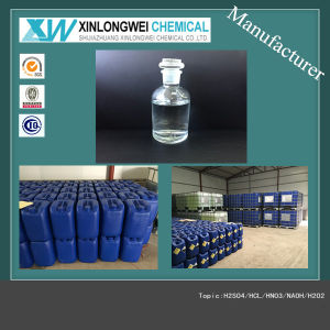 Gaa Liquid 99.8% Glacial Acetic Acid Price for Industry Use/ (CH3COOH) pictures & photos