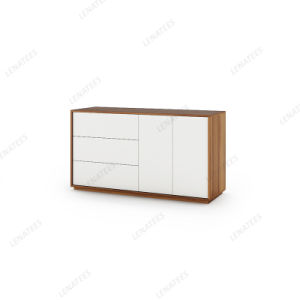 Bg01A Living Room Furniture Side Cabinet with Drawers pictures & photos