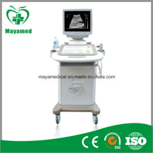 My-A019 Hospital Medical Stand Ultrasound Scanner pictures & photos