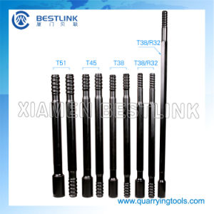 R32/T38/T45/T51 Top Quality Extension Rod pictures & photos