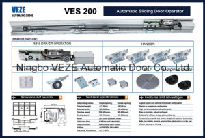 Automatic Sliding Door Kit Set pictures & photos