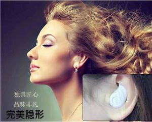 Invisible Mini & Micro Bluetooth Earphone in-Ear pictures & photos