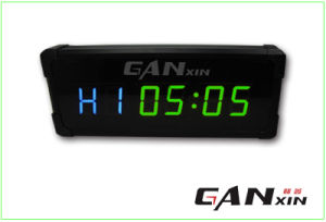 "[Ganxin] 3"" Electric LED Display Digital Clock with Competitive Price pictures & photos"