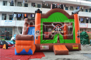 Pirate Inflatable Bouncer and Slide Chb439 pictures & photos
