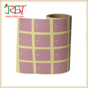 Thermal Insulation Composite Material Silicone Cloth for IGBT / Is MOS Transistor pictures & photos