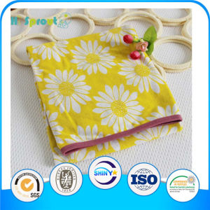 """Hot Sales 100% Cotton 47X47"""" Baby Muslin Swaddle"""