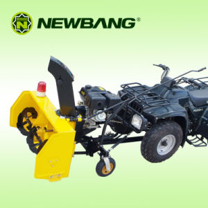 Hot Sale Gasoline Snow Blower with Zongshen 13HP Engine pictures & photos