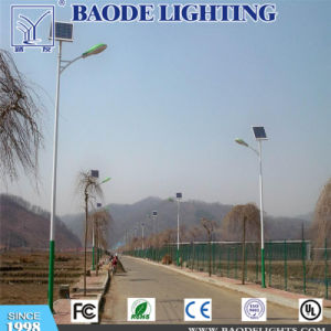 8m 50W Solar LED Street Lamp with Coc Certificate pictures & photos